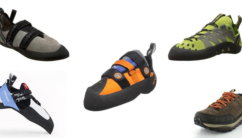 Best Shoes For Crack Climbing