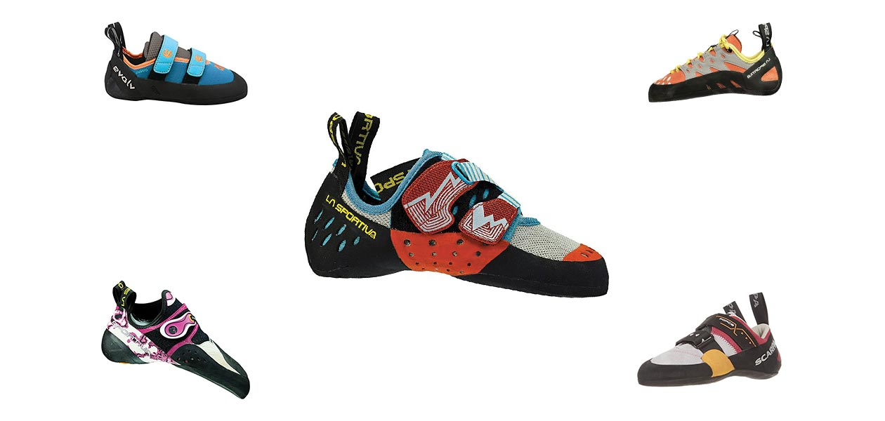 best rock climbing shoes for women reviews 2018