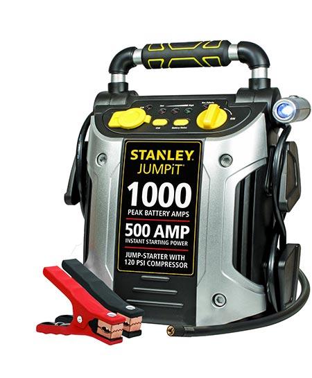 1. Stanley JC509 1000 Peak Amp Jump Starter