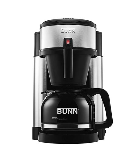 8. BUNN NHS Velocity Brew Home Coffee Brewer