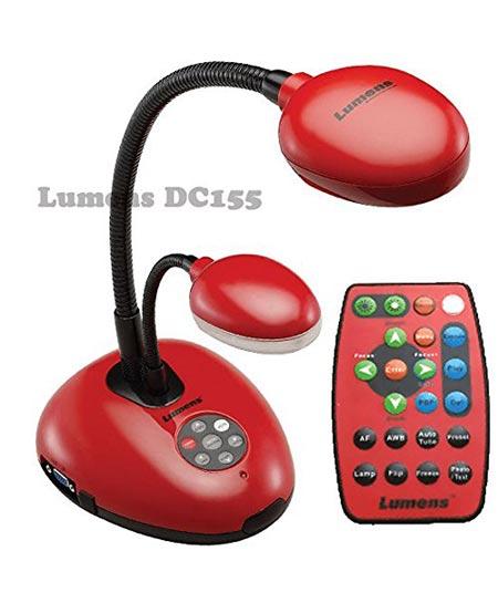 3. Lumens DC155 XGA Digital Visual Presenter Document Camera