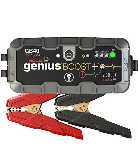 5. NOCO Genius Boost plus GB40 Ultra Safe Lithium Jump Starter.