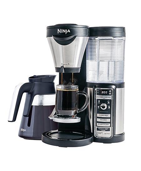 11. Ninja Coffee Bar Brewer, CF080Z