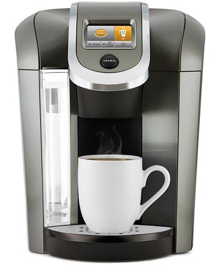 6. Keurig K575 Coffee Maker