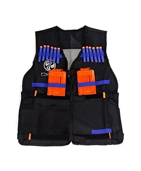 4. 7Seventoys Elite Tactical Vest Kit for Nerf N-Strike Elite Series.
