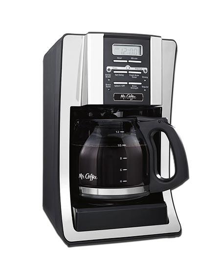 9. Mr. Coffee BVMC –SJX33GT-Am Coffee Maker