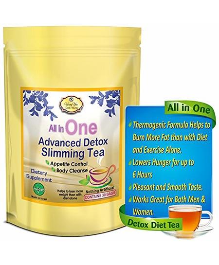 2. All in One Detox Tea