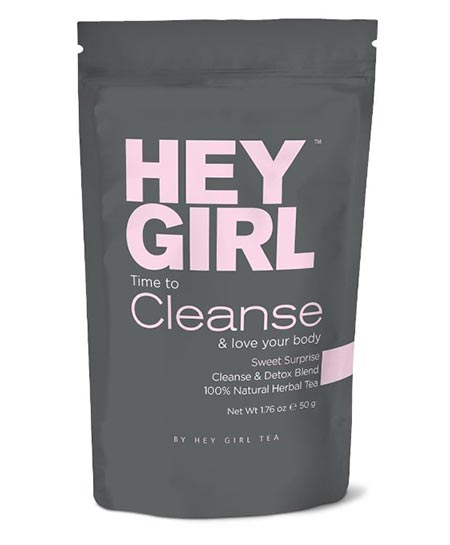 8. HEY GIRL Cleanse