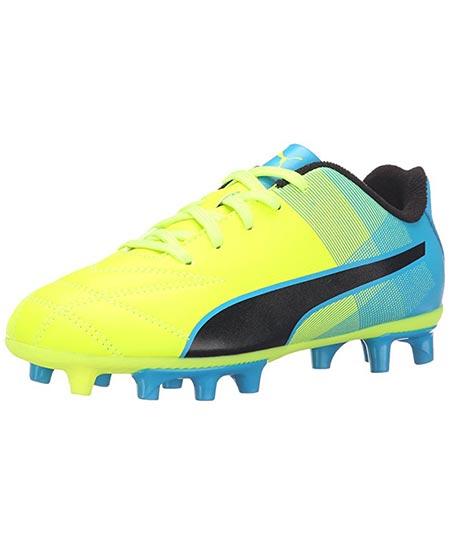 10. PUMA Adreno II Fg Jr Soccer Shoe