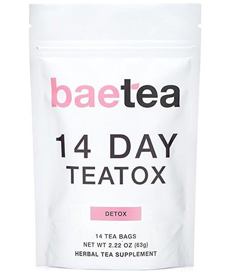 10. Baetea 14 Day Teatox