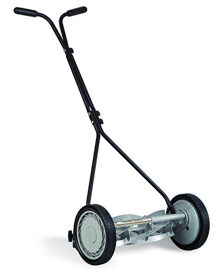 5. Standard Full Feature Lawn Mower Push Reel