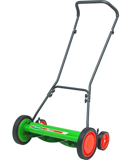 7. Scott Classic Push Reel Lawn Mower