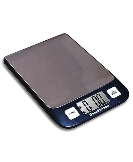8. DecoBros Digital Multifunction Kitchen and Food Scale