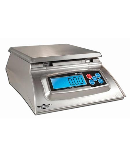 12. Bakers Math Kitchen Scale - KD8000 Scale