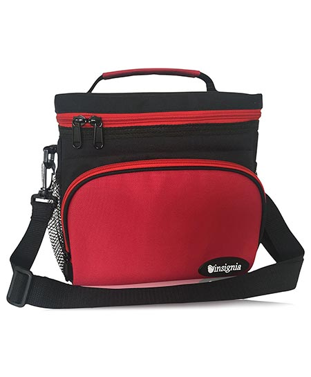 2. InsigniaX Adult Lunch Box For Work