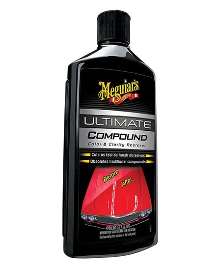2. Meguiar's G17216 Ultimate Compound - 15.2 oz.