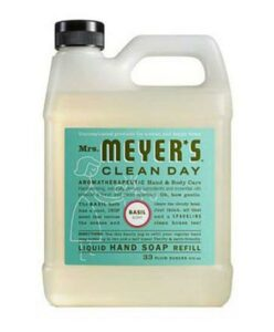 Mrs. Meyers clean day Foaming Hand Soap