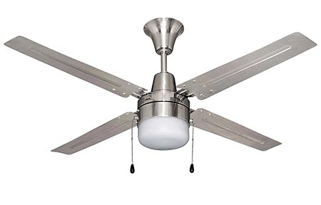 4. Litex E-UB48BC4C1 ceiling fan
