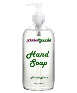 Green goodz liquid Foaming Hand Soap