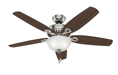 2. Hunter 53090 Ceiling Fan