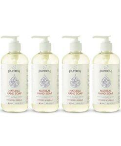 Puracy natural liquid Foaming Hand Soap