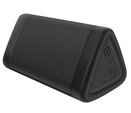 2. Cambridge SoundWorks OontZ Angle 3 Next Generation Ultra-Portable Wireless Bluetooth Speaker