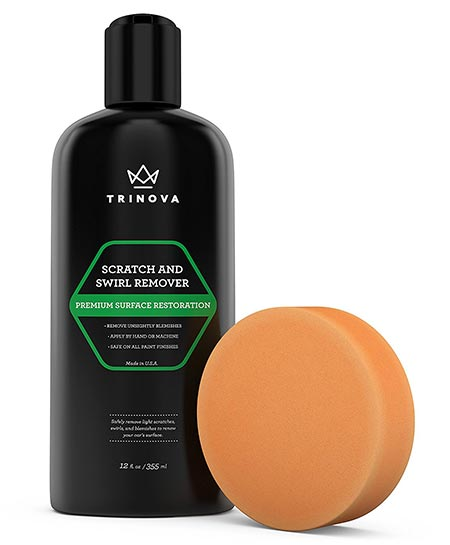5. TriNova Scratch and Swirl remover