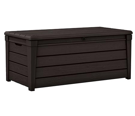 KeterBrightwood Deck Storage Box: