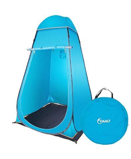 8. YAAO Instant Pop-Up Tent Beach Privacy Shelter: