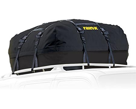 6 Rains-X Roof Top Cargo Carrier
