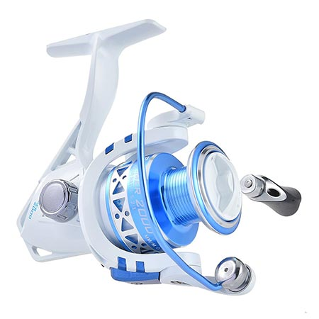 2 KastKing Summer and Centron Spinning Reels Spinning Fishing Reel 9 +1 BB Light Weight Ultra Smooth Powerful