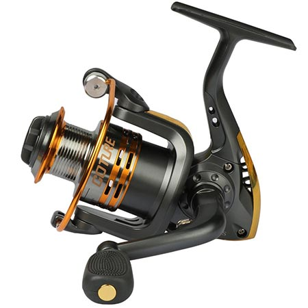 5 Goture Spinning Fishing Reel Metal Spool 6bb for Freshwater Saltwater 500 1000 2000 3000 4000 5000 6000 Series