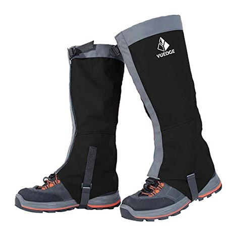 8 Waterproof Snow Leg Gaiters