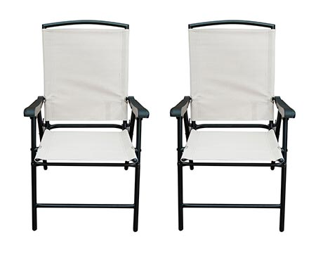 Best Outdoor Patio Sling Chairs Reviews In 2019