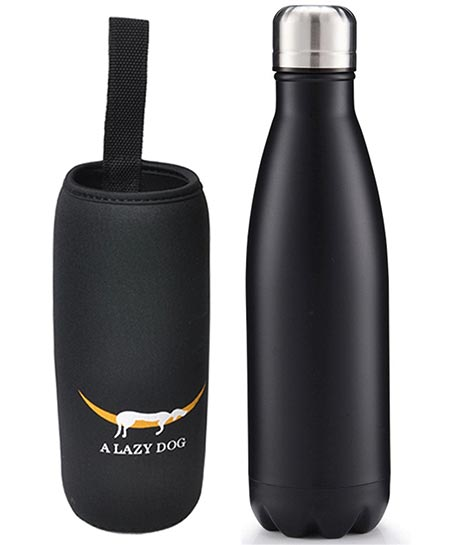 10 Water Bottle Sports Vacuum Insulated Water Bottle 17 Oz