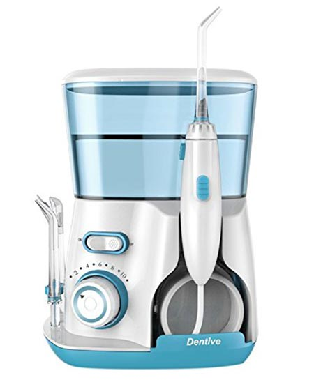7 Dentive Professional Aquarius Water Flosser for Teeth