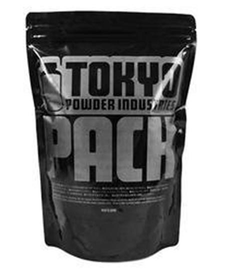 4 Tokyo Powder Industries Climbing Chalk - Double Pack of Black, Effect, or Speed (135 grams per pack - 270 grams total)