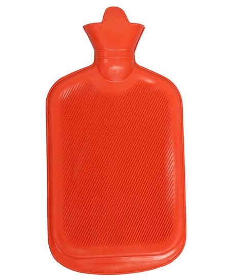 5 Relief Pak Hot Water Bottles, 2-quart Capacity