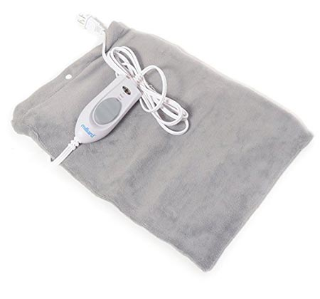 3 Milliard Electric Therapy Heating Pad for Fast Pain Relief - Gray - 15in x 12in