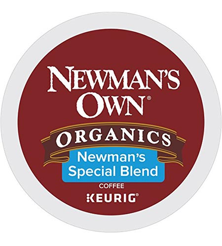 12 Newman's Own Organics Keurig Single-Serve K-Cup Pods