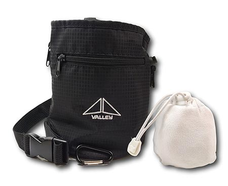 4 Valley Climbing Chalk Bag with Chalk Ball