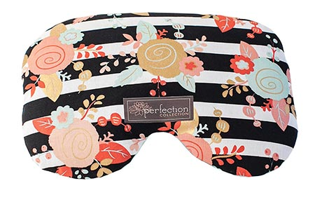 2 Perfection Collection Migraine Relief Eye Pillow Masks