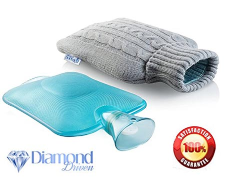 10 Hot Water Bottle Travel, Warm compress, water bags, hot water bottle