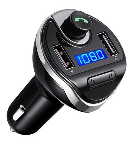 best wireless bluetooth fm transmitters in car adapter kits. Black Bedroom Furniture Sets. Home Design Ideas