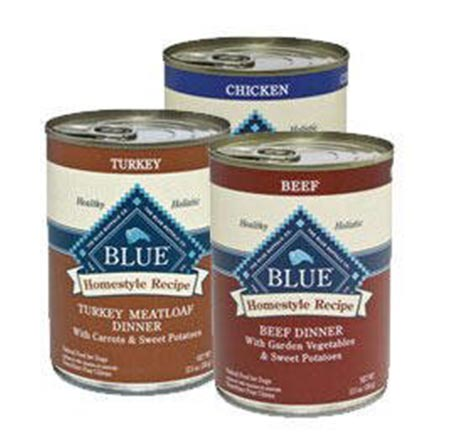 Blue Buffalo Canned Dog Food Variety Pack