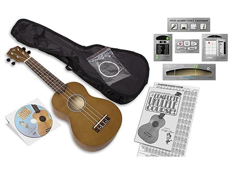 8. eMedia Ukulele Beginner Pack for Adults