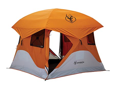 4 Gazelle T4 Camping Hub Tent (4-person)