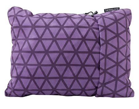 1 Therm-a-Rest Compressible Travel Pillow