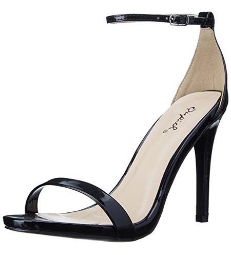 7 Qupid Women's Grammy-01 Dress Sandal