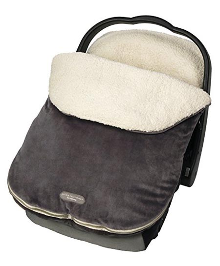 1 JJ Cole Original Bundleme, Infant Graphite